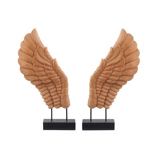 Wooden  Décor Wings IV