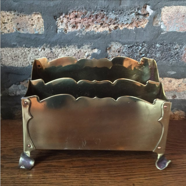 Brass Letter Holder - Image 2 of 7