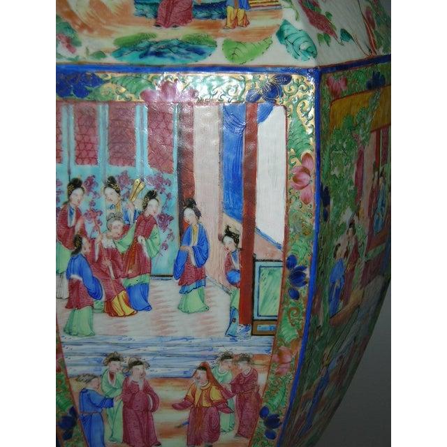 19th Century Chinese Famille-Rose Porcelain Vase - Image 5 of 10