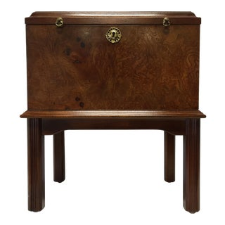 Lane Altavista Burl Wood Chest