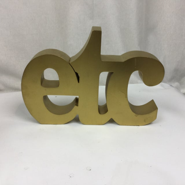 Gilt Wood Etc Bookend - Image 2 of 5