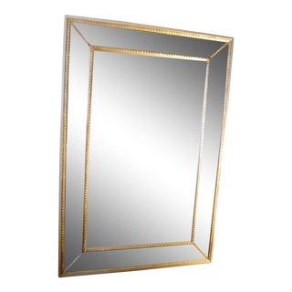 Mirrored Framed Mirror