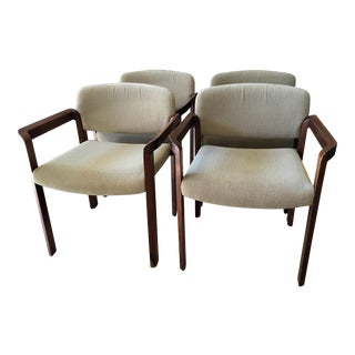Stow Davis Dining Chairs - Set of 4