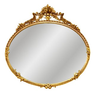 Antique 19th-Century Gilt Mirror