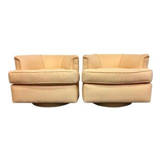 Midcentury Swivel Chairs
