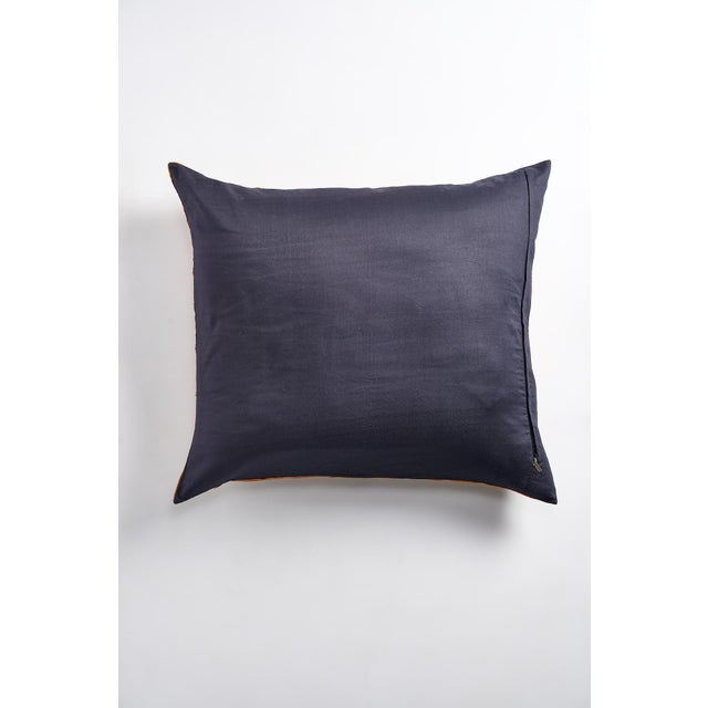 Image of Large Suzani Pillow With Filler