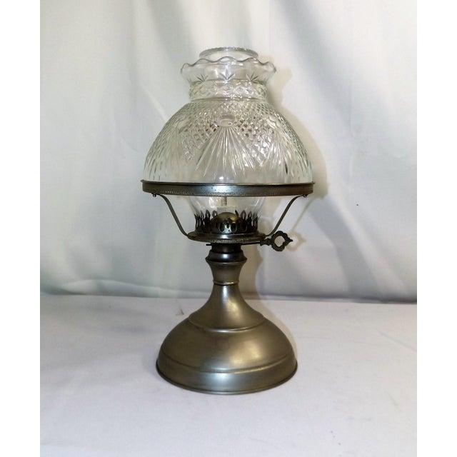 Vintage Kaadan Ltd Wheatland Oil Lamp Chairish