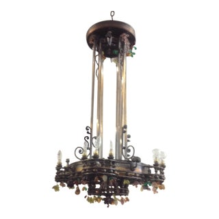 Arte De Mexico Custom Chandelier