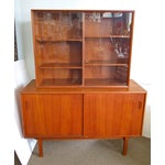 Image of Danish Mid Century China Cabinet