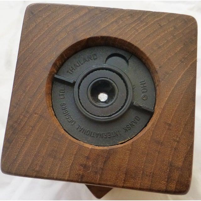 Mid-Century Dansk Wooden Pepper Mill - Image 7 of 8