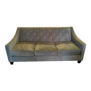 Light Blue Living Room Sofa