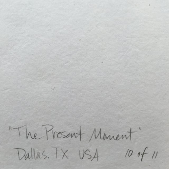 "Image of #10 ""The Present Moment"""