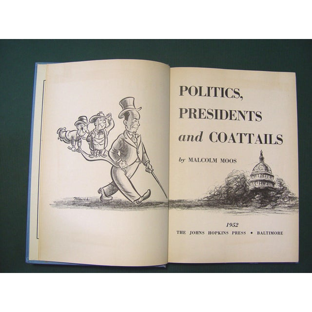 Politics, Presidents, and Coattails Book - Image 4 of 7