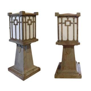 Antique Amp Designer Floor Lamps Decaso