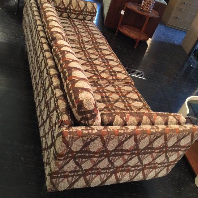 Selig Sofa in Jack Larsen Fabric - Image 6 of 9
