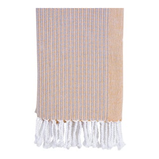 Luxe Orange Turkish Towel
