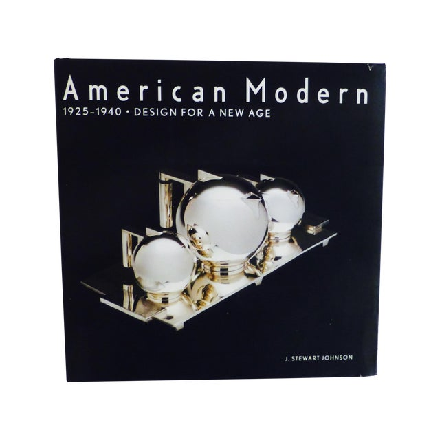 Image of American Modern, Design Book 1925-1940