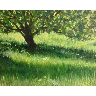 Bright, Bright Sunny Day Painting