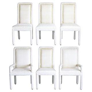 Mastercraft Dining Chairs - Set of 6