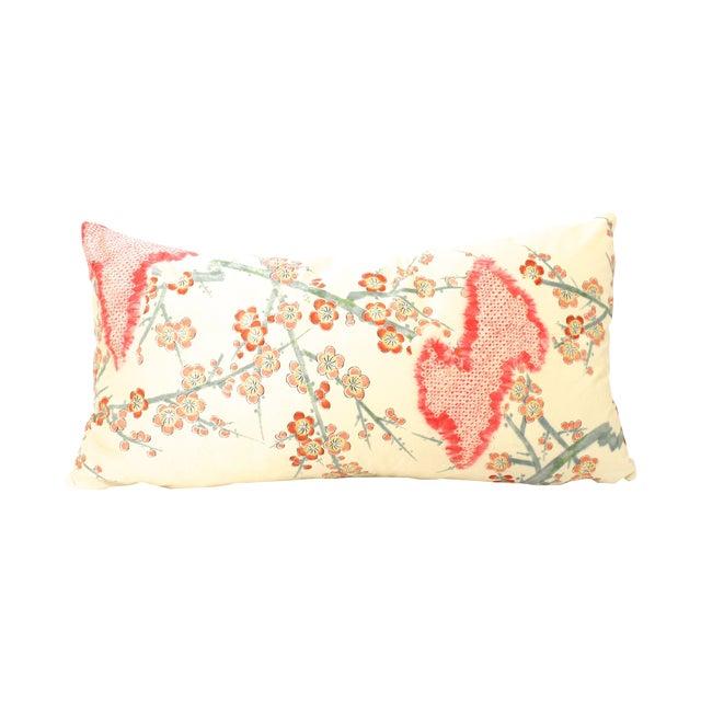 Cherry Blossom Kimono Pillow - Image 1 of 3