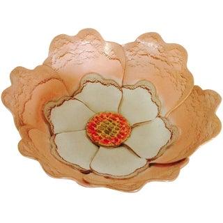 Vintage Italian Pottery Bowl