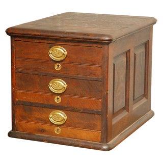 Desk Top File Cabinet