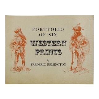 Portfolio of Western Prints