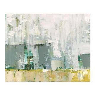 Industrial Abstract Painting