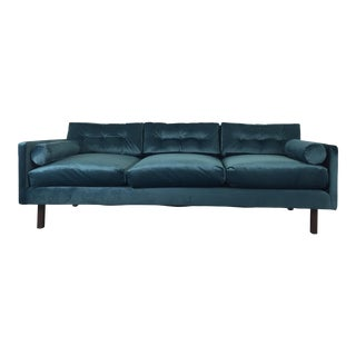 Harvey Probber Tuxedo Sofa for John Stuart