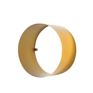 Brass Finished O Ring, Small