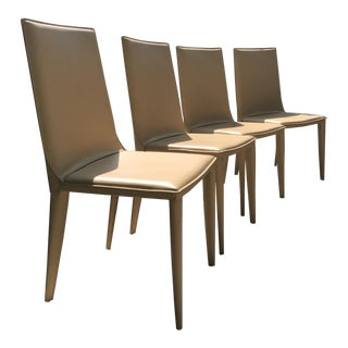 Design Within Reach Exclusive Bottega Side Chairs - Set of 4