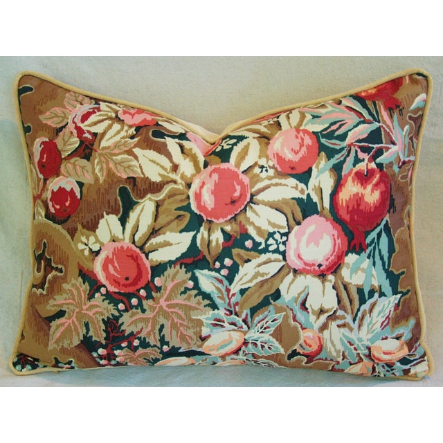 Designer Brunschwig & Fils Filoli Pillows - Pair - Image 6 of 11