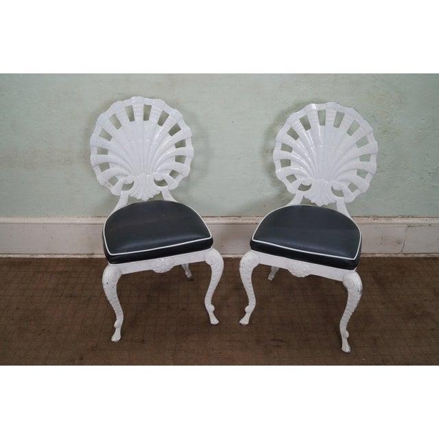 Brown Jordan Hollywood Regency Chairs - Set of 4 - Image 7 of 10