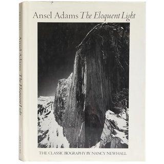 Ansel Adams: The Eloquent Light Book