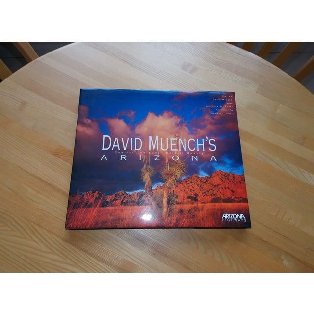 David Muench's Arizona Photography Coffee Table Book - Image 4 of 8
