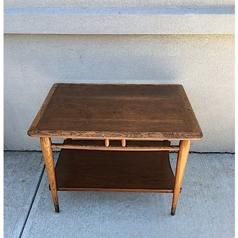Mid Century Lane Side Table - Image 3 of 6