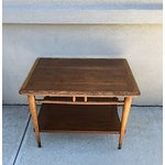 Image of Mid Century Lane Side Table