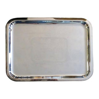 Christolfe Silver Plate Tray