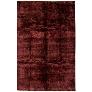 """Vibrance Hand Knotted Area Rug - 6'5"""" X 9'9"""""""