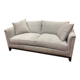 Z Gallerie Pauline Light Grey Sofa