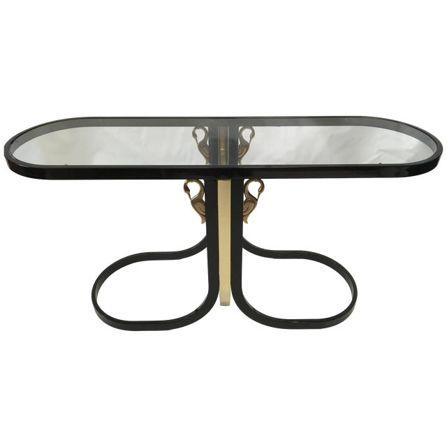 Image of Design Institute of America Swan Console Table