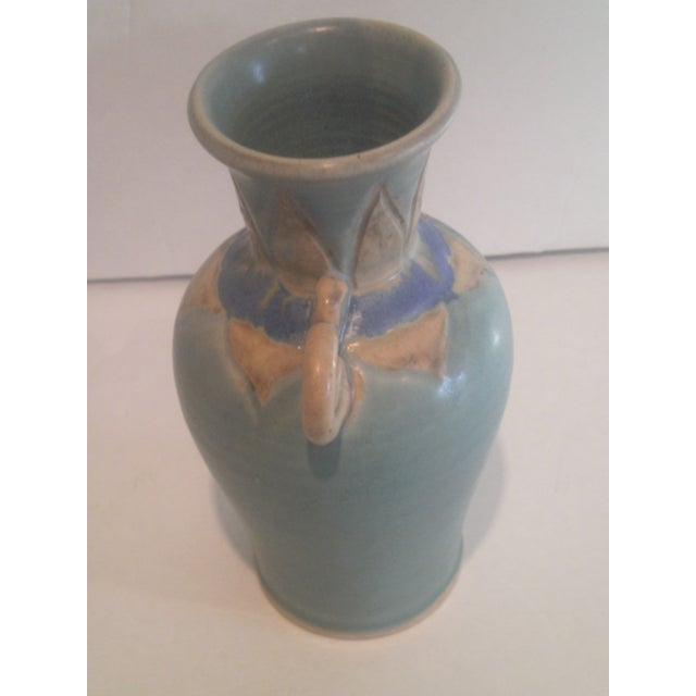 1980's Art Pottery Vase - Image 4 of 7