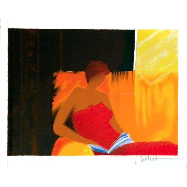 Limited Edition Emile Bellet Serigraphs - a Pair - Image 2 of 7