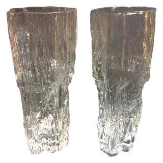 Tapio Wirkkala for Iittala Avena Glass Vases - 2