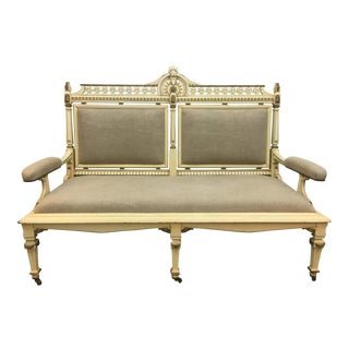 19th Century Gustavian Swedish Settee