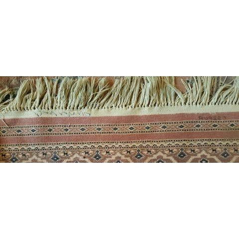 Hand Woven Vintage Rug - 4' X 6' - Image 6 of 6