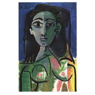 Pablo Picasso Buste De Femme (Jaqueline) Poster