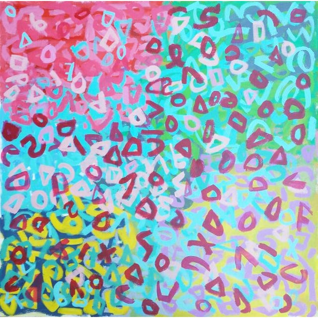 Image of Susie Kate Original Abstract Painting