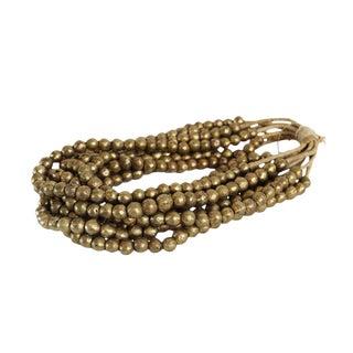 Vintage Nigerian Brass Beads