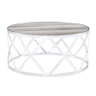 Modern Round Coffee Table (Brand New)